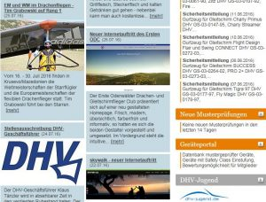 DHV News