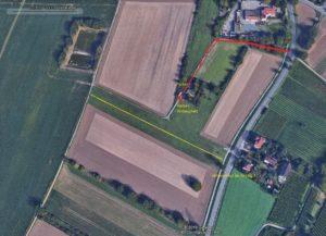 Meli Landeplatz Karte