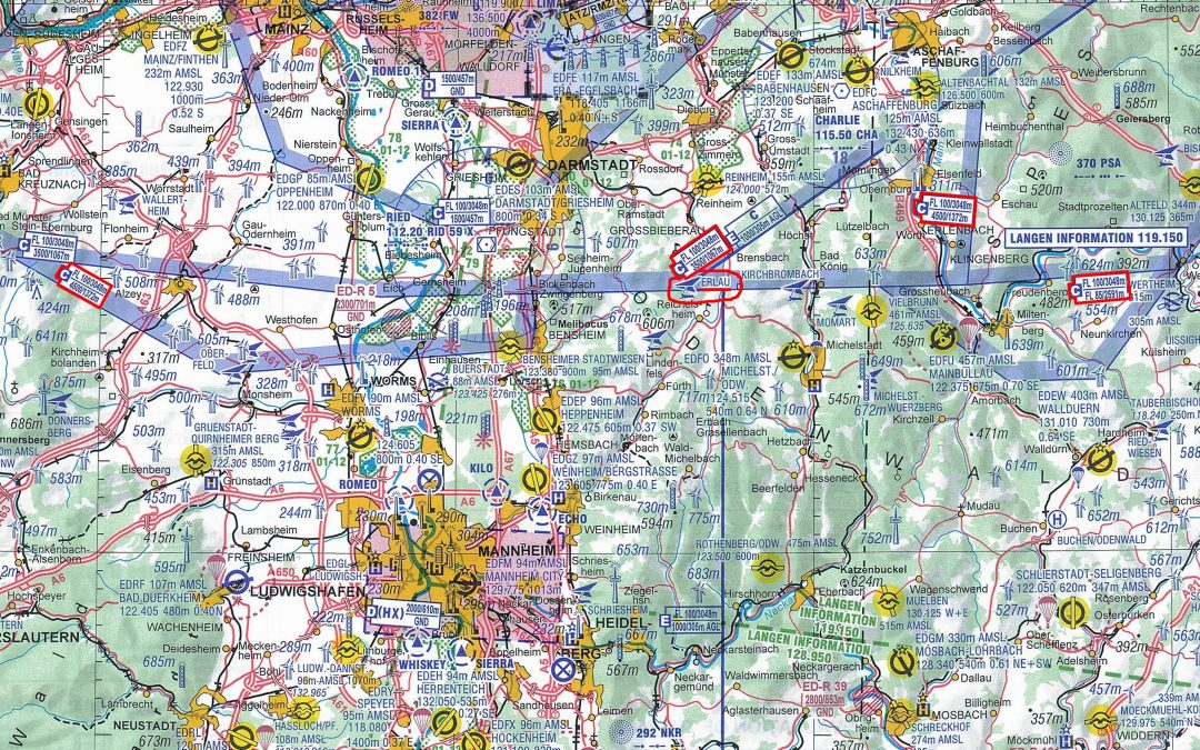 Luftraumdaten 2018 / Details Erlau