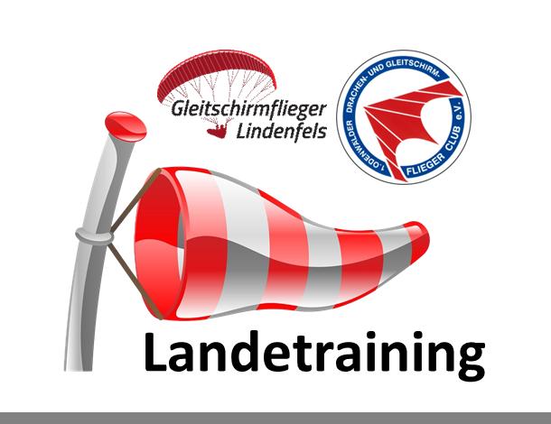 Landetraining Termin