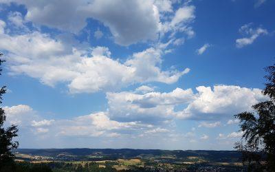 Hitze-Flugtage in Erlau