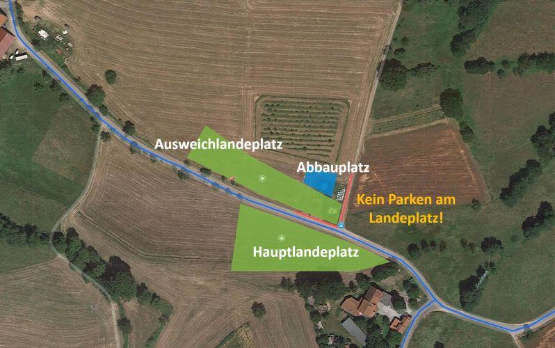 Landeplatz